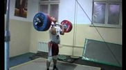 Ilya Ilin Clean And Jerks up to 230 Kg