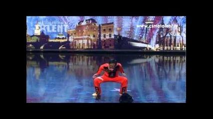 Изумителен танцьор! - Словакия търси талант