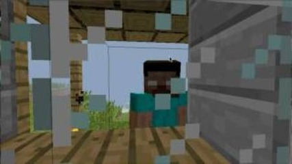 Minecraft легендата за Herobrine