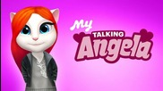 My Talking Angela Android Gameplay