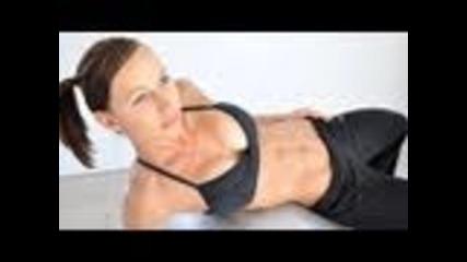 La Hard Body Workout with Zuzana Light Bodyrock.tv