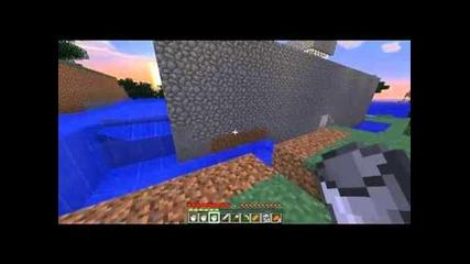 Minecraft - Приключенията на Дани , Mapиo и Зайо Еп.12