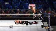Wwe '12 - Shawn Michaels Vs Triple H - Iron Man Match 15 Minutes