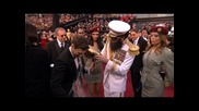 2012 Oscars: Sacha Baron Cohen vs. Ryan Seacrest