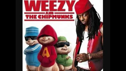 Green and Yellow - Lil Wayne (chipmunks Version)