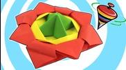 Оригами Пумпъл от хартия - видео урок