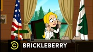 Brickleberry: Head Ranger Ethel