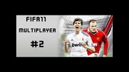 Fifa 11 Multiplayer #2 Малко Губим