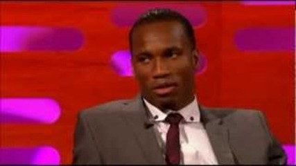 Didier Drogba Interview on The Graham Norton Show