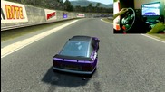 Live for speed - Onboard Drifting with Logitech Driving Force Gt by Driftsquad*maluk