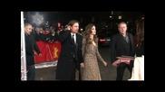 """Les """"brangelina"""" sur le tapis rouge de la Berlinale"""