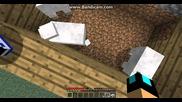 Minecraft оцеляване with Боби и Иво част 9 - до 10-та част