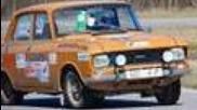 Moskvich Rally Car
