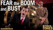 """fear the Boom and Bust"" a Hayek vs. Keynes Rap Anthem"