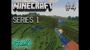 Steve plays Minecraft