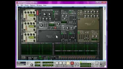 Tutorial: Making an Arpeggiated Trance Bass synth in Reason 4