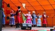 Танц със саби на Кубанските и Терските казаци