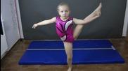 Спортна гимнастика за начинаещи. Второ ниво