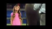 Bella Thorne in a Dlp Commercial 'football'