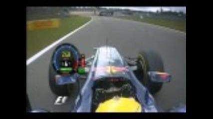 Mark Webber Onboard Pole Lap Nurburgring Formula1 2011 Germany