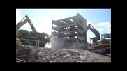 No Explosion - Japona Ltd. - Demolition of buildings,chimneys and cooling towers