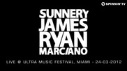 Sunnery James & Ryan Marciano @ Ultra Music Festival, Miami - 24-03-2012