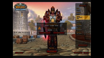 World of Warcraft - Wow ruined my life - Deleting 6.3k Gs paladin