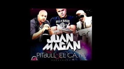 Juan Magan Feat. Pitbull & El Cata - Bailando Por El Mundo (victor Magan Remix)