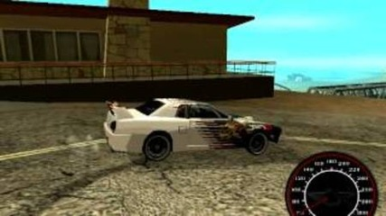 Sa-mp Drift [dfg][dvb]dirt_gam3r & Kenwood (drifting In Drift Or Die) By:twenke.avi