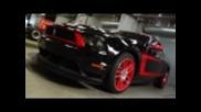 Boss-а на автомобилите - Mustang Boss 302 2012