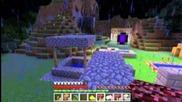 Minecraft Survival S1e8 - Кухня