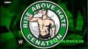Wwe John Cena New Titantor 2012