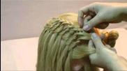Прически с плетением (ольга Харитонова)