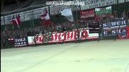 Ofanziva: Ludogorets - Cska Sofia (10.08.2013)