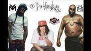 Lil Wayne, Rick Ross, & Waka Flocka Flame - 3 Da Hardway Ft. Gunplay