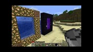 Let's Play Aether Mod Minecraft 1.7.3 Part 10! Making Glowstone Creating Aether Portal!