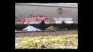 Stompdown Killaz #265 Fr8 Train Graffiti