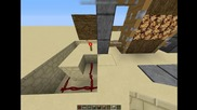 Redstone Tutorial [1] Piston Door by Lie
