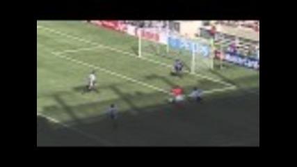 Денис Бергкамп гол срещу Аржентина 1998 година