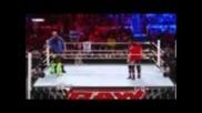 Wwe Raw 2011 Draft 25/04/2011 Част 1