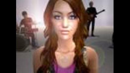 7 Things - Premium (miley Cyrus)(hq) The sims 2