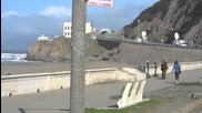 Цунами в калифорния - анумална вълна - 11.3.2011