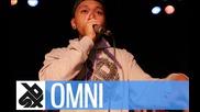 Omni (u S A) | Saint Legends Beatbox Battle | Seeding Round