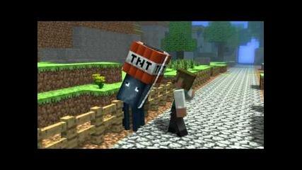 Minecraft прецакване