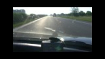 Honda Nsx top speed 300 km/h