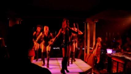 За първи път пред публика! Малина и балет Vip Dance (part.1)