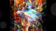 Flamenco Dancer paintings by Leonid Afremov
