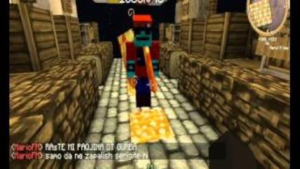 Minecraft Fun! ep.1 - Пилее