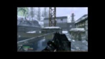 Call of Duty Mw2 - Tdm on Sub Base