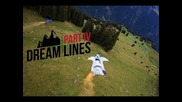 Изкуството на полета с крилат костюм. Wingsuit Flying...